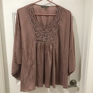 Cape Like flowy top
